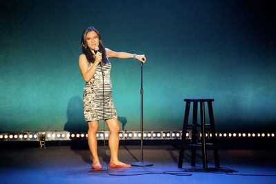 Video: Motherhood Is A Life With 'mentally Unstable Mini-humans' Says Ali Wong
