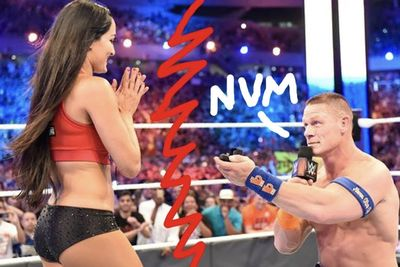 Video: John Cena Is Devastated As He Breaks Off Engagement With Nikki Bella