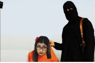 Video: Adult Film Star: Mia Khalifa Tells All About Isis Threats