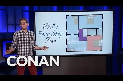 Video: James Veitch Is Destroying People's Houses?
