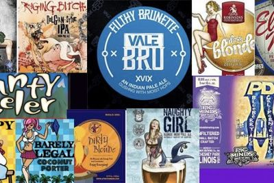 Vale Bru, The Beer With Just A Touch Of Sexism And A Dash Of Misogyny