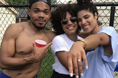 Video: Chance The Rapper Put A Ring On It!