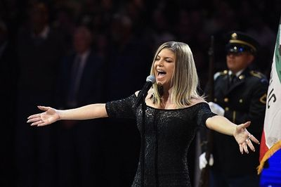 Video: Remember When Fergie Killed The National Anthem... Bad Lip Reading Does