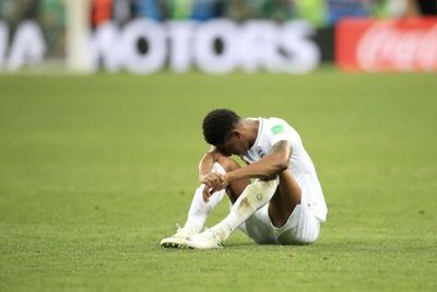 Video: Sorry England... Football Is Not Coming Home