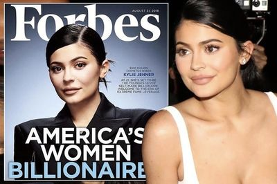 Video: Kylie Jenner On The Cover Of Forbes As A Billionaire