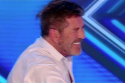 Video: Simon Cowell Cannot Stop Laughing In This X Factor Audition – Hilarious!