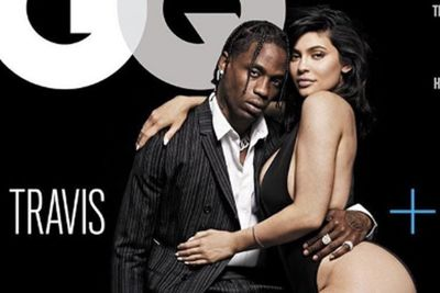 Video: Kylie Jenner And Travis Scott Slammed For Their Cheap Gq Cover