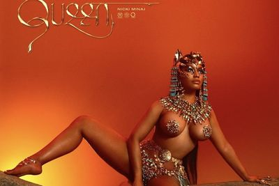 Video: Nicki Minaj Releases Her New Album, 'queen' With A Bang!