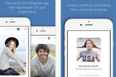 Sooo, Theres an App that lets your Friends Control your Dating Life...