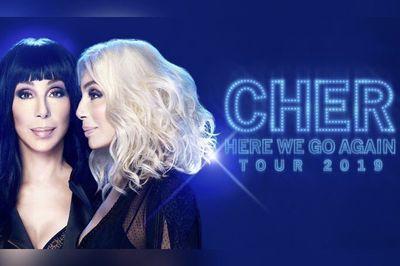 Cher Announces 'here We Go Again' Tour