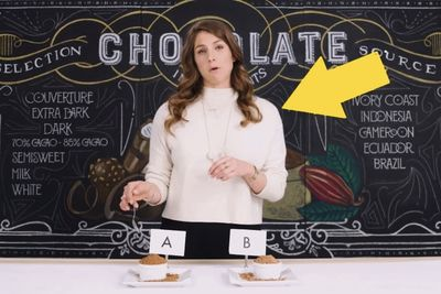 Chocolate Expert Guesses Cheap VS Expensive Chocolate