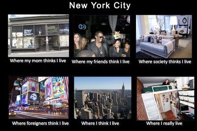 Expectations Vs Reality – New York Edition