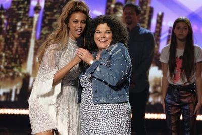 America's Got Talent Awkward Finale Moment