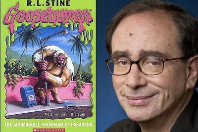 Goosebumps Author R.L. Stine Turns 75