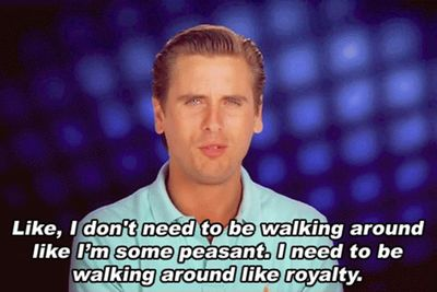 Scott Disick Savage Moments on KUWTK