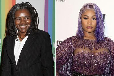 Nicki Minaj Sued By Tracy Chapman
