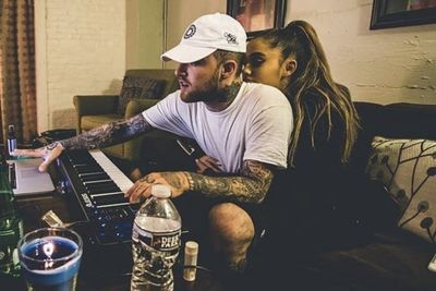 Ariana Grande – Breathin' (Mac Miller Tribute)