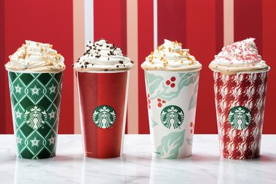 Starbucks New Christmas Cups