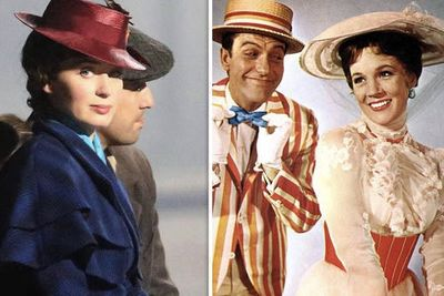 Emily Blunt As Mary Poppins In 'Mary Poppins Returns'