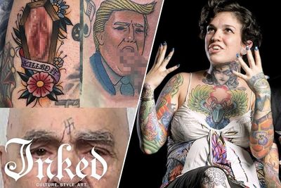 Tattoo Artist's Take On Controversial Tattoos