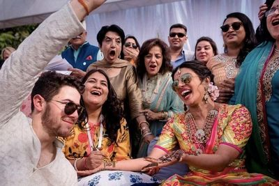 Nick Jonas And Priyanka Chopra's Wedding Festivities