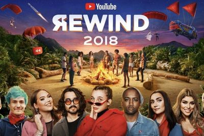 YouTube Rewind 2018: Everyone Controls Rewind