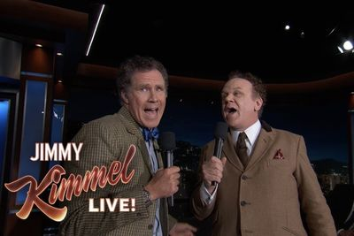 Will Ferrel And John C. Reilly On Living In England