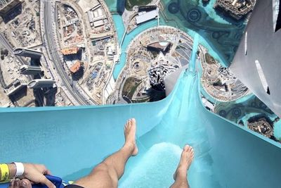 Most Dangerous Waterslides Ever Created