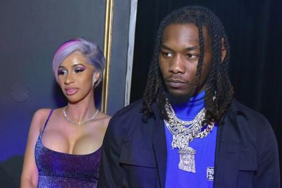 Cardi B And Offset Spotted Partying Together