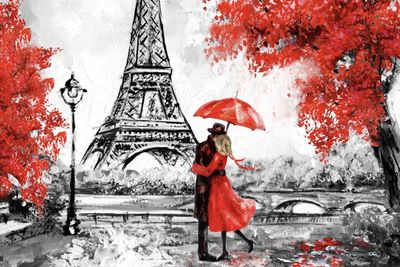 Why Paris Is The Love Capital Of The World