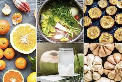 Top 5 Foods To Help You Survive Cold And Flu Season