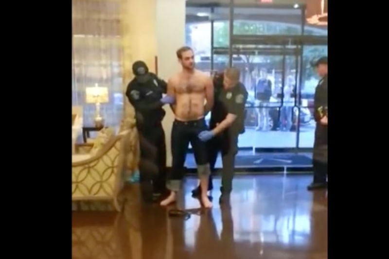 Video: Cop Mistakes Arrested Mans Erected Penis For A Weapon And Makes The  Error Of Grabbing It..