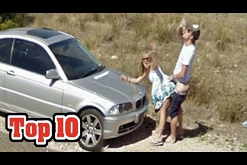 Video: 10 Actual Crimes Caught On Google Earth! 1