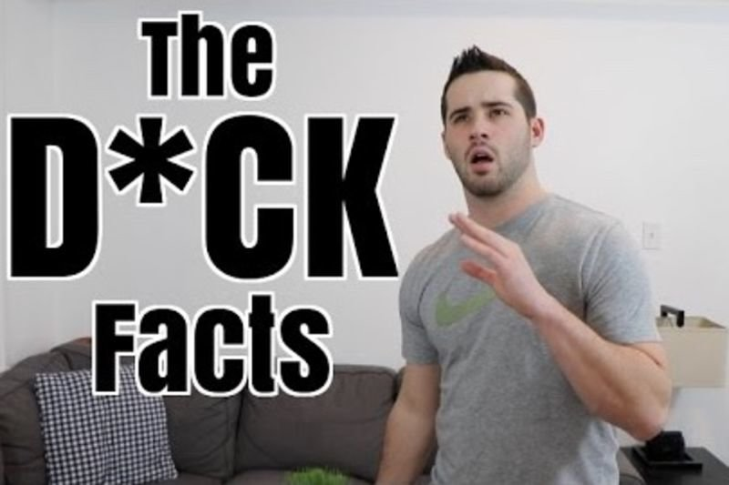 Video: Joe Santagato - D*ck Facts 1