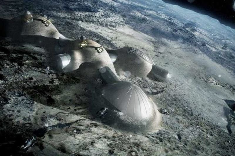 Video: Planning On Moving To The Moon, The Esa Already Plans On Doing So! 1
