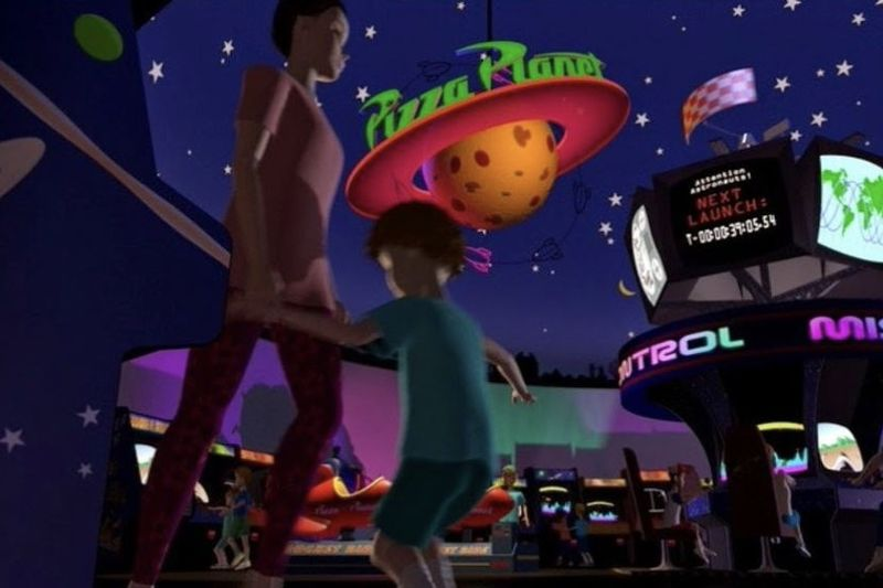 Video: Childhood Dreams Are Coming True With A Real Pizza Planet! 1