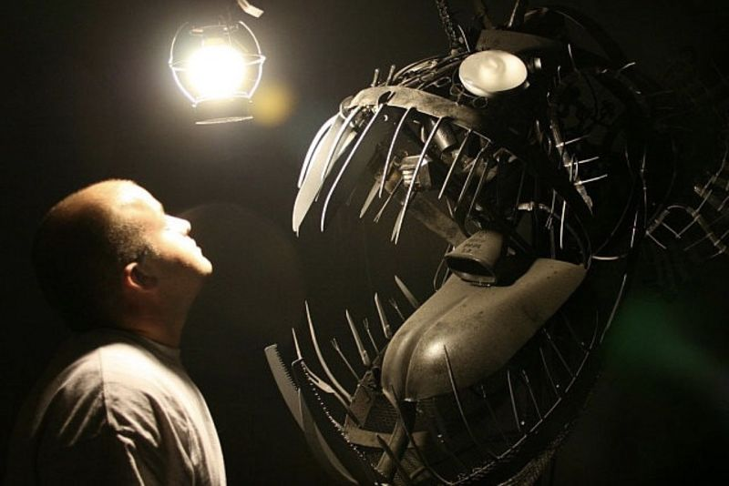 Video: Zefrank Presents The Angler Fish In All Its Ugly Glory! 1