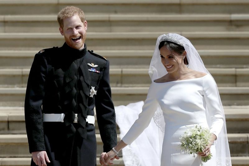 Video: The Funniest Parts Of The Royal Wedding They Don
