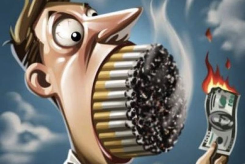 Video: World No Tobacco Day With A Pinch Of Humour 1