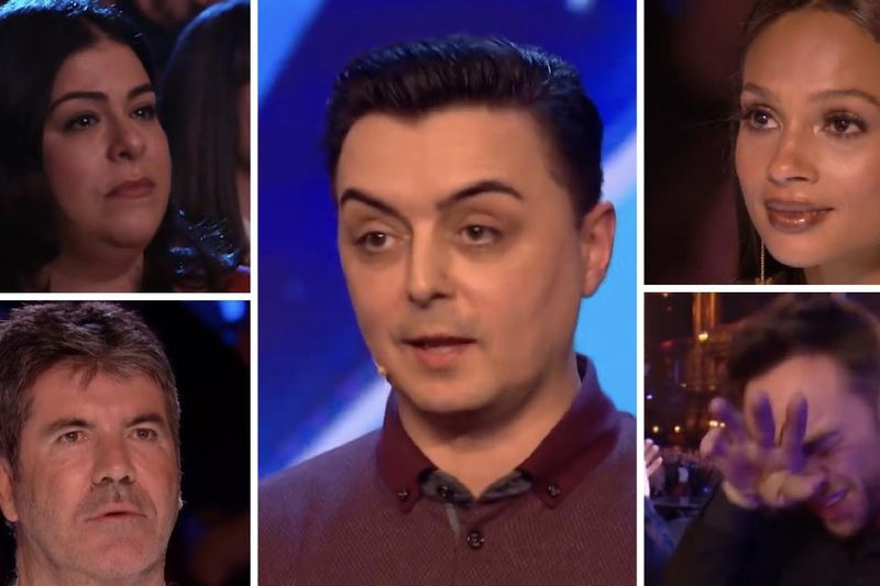 Video: Mesmerising Magic Tricks In Britains Got Talent Semi-finals 1