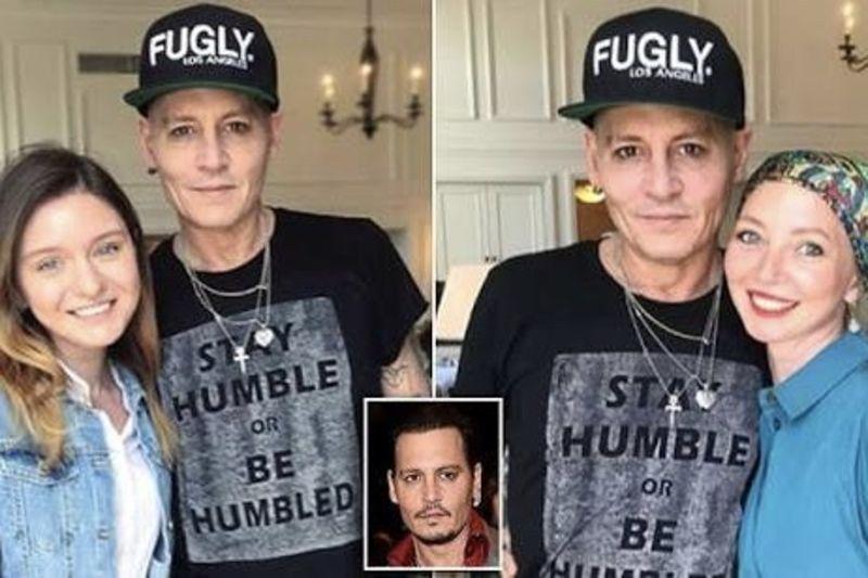 Video: Fans Become Concerned Over Johnny Depp