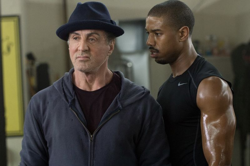 Video: Creed 2 Stepping Into The Box Office With Michael B Jordon 1