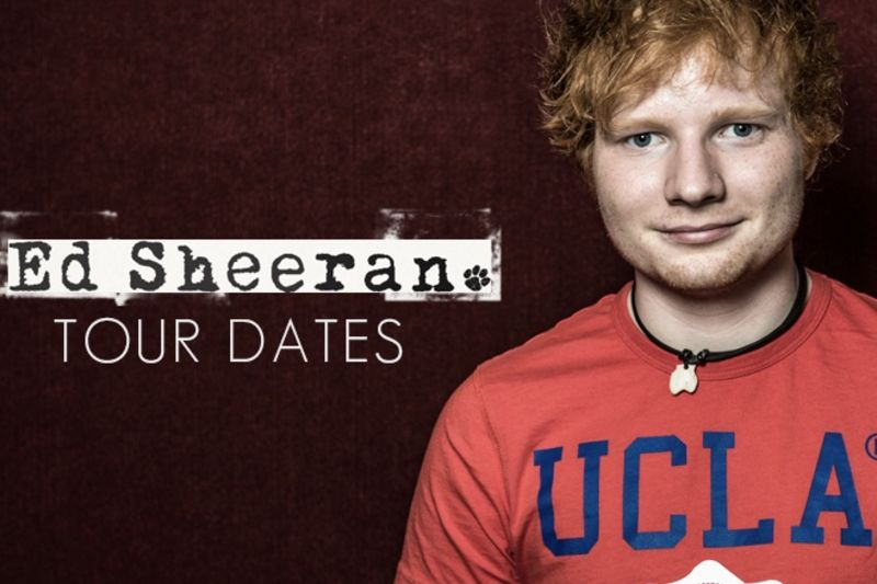 Ed Sheeran Is Taking Over South Africa In 2019! 1
