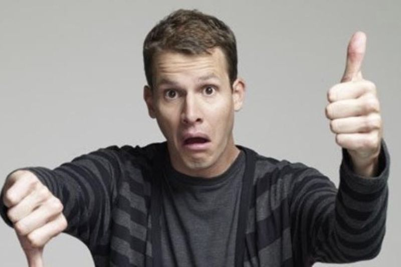 Daniel Tosh Has Been Secretly Married For Two Years... 1