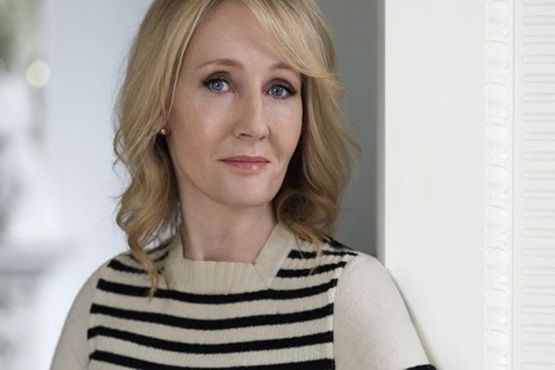 Video: J.k. Rowling Is The Inspiration You Need To Never Give Up! 1