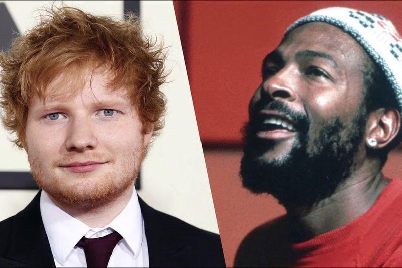 Ed Sheeran Is Getting Sued By Marvin Gaye 1