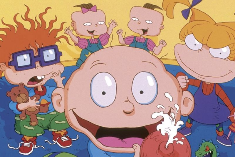 Video: The Rugrats Are Back And So Is Your Childhood! 1