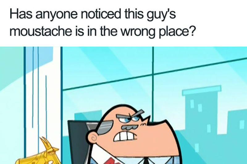 Cartoon Logic That Makes No Sense 1