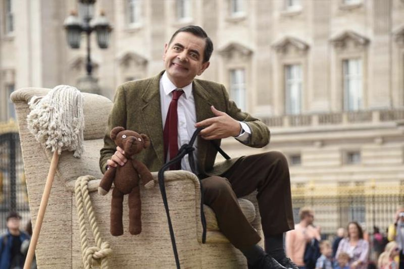 Rowan Atkinson Is Dead... Again! 1