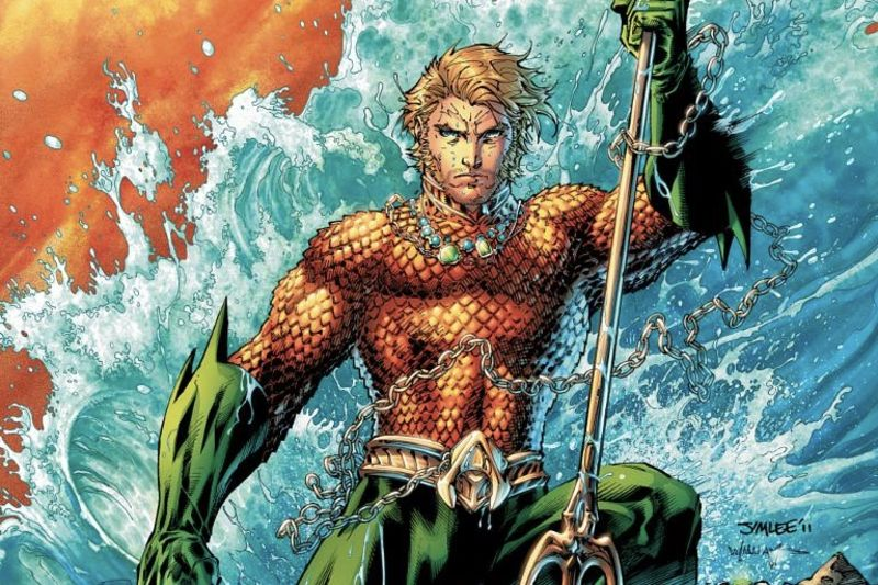 Video: Could Aquaman Win Back Dc Fans? 1